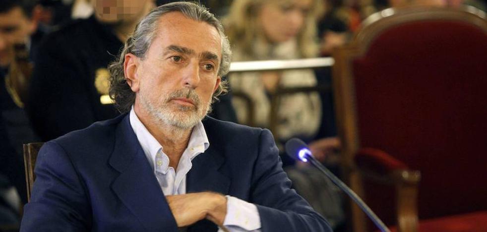Francisco Correa constaba en Hacienda como alguien «sin recursos»
