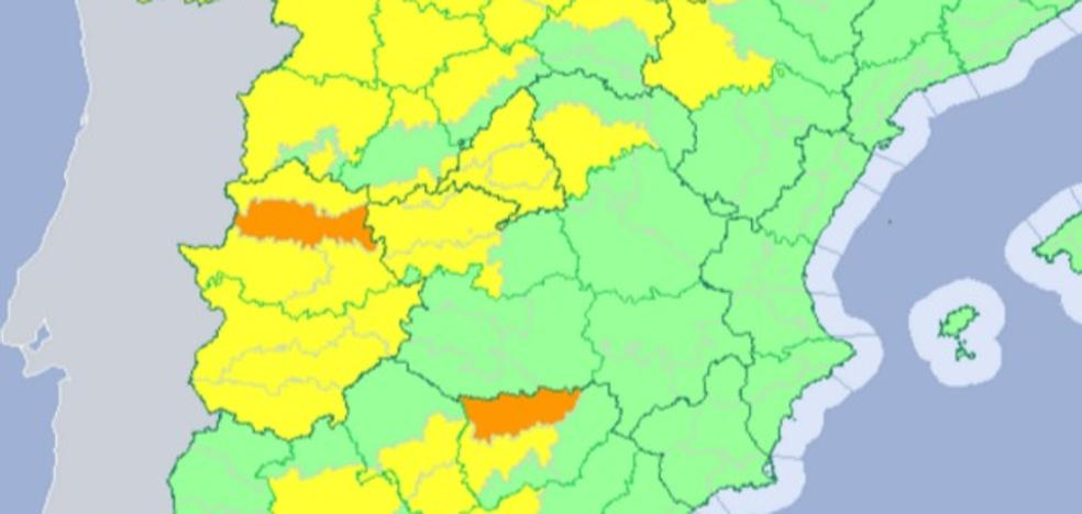 Navalvillar de Pela marca la temperatura máxima de España a medianoche, 32,1 grados