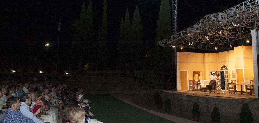 Sones mariachis con la Banda Municipal y Nuria Fergó, en 'Noches de Verano' de Badajoz