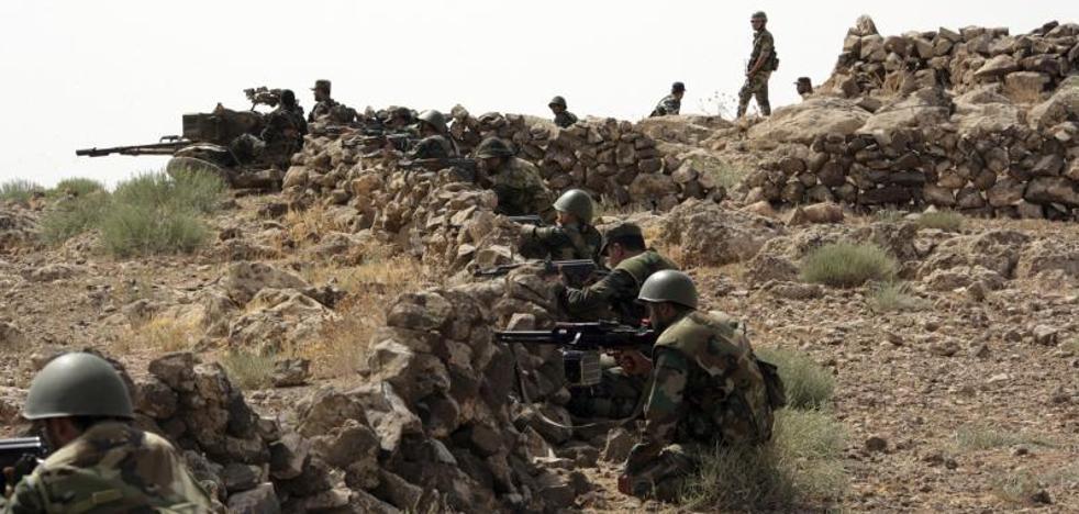 La guerra en Siria deja más de 331.000 muertos