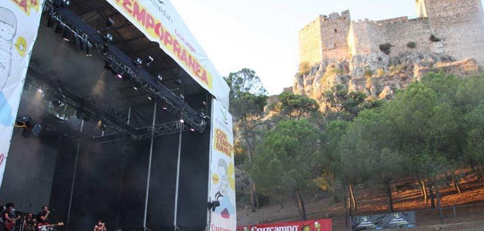 Los Planetas centran el Festival Contempopránea que arranca este jueves en Alburquerque