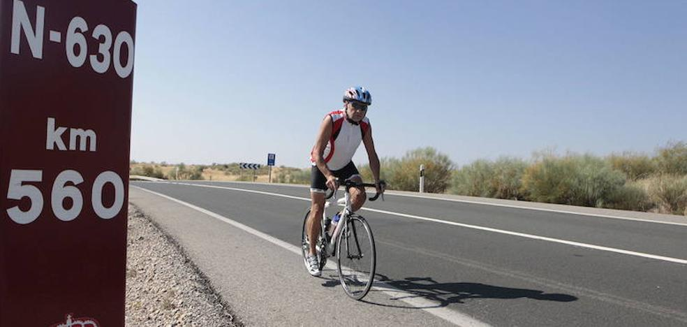 La Junta señalizará los puntos negros para reducir los siniestros de ciclistas