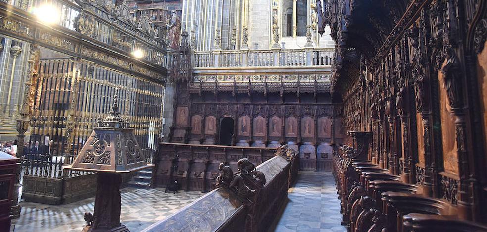 La Catedral de Plasencia recupera su Coro tras más de un año de obras