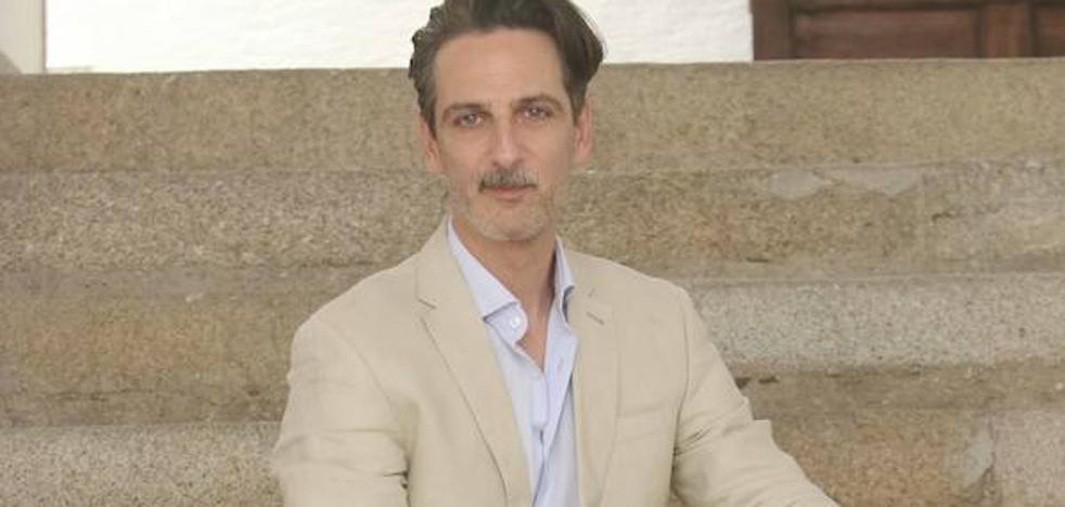«Estar en Mérida me hace recordar a Juan Luis Galiardo, trabajamos juntos aquí»