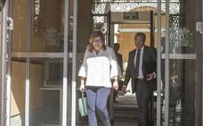 Domínguez apunta a la exalcaldesa de Plasencia en el caso Santa Bárbara