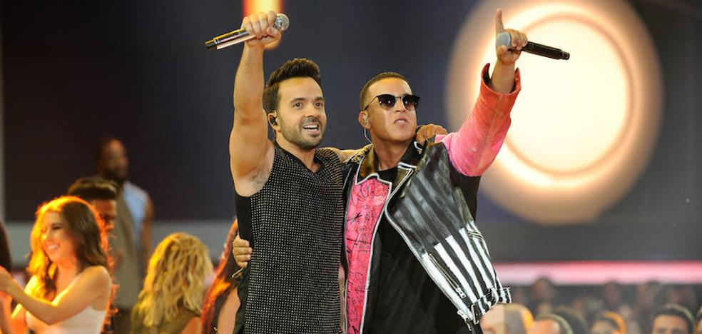 'Despacito', la canción más reproducida en 'streaming' de la historia