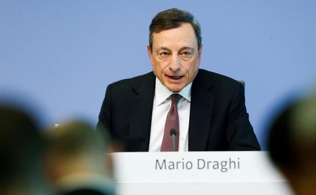 El BCE no descarta aumentar su programa de compra de deuda