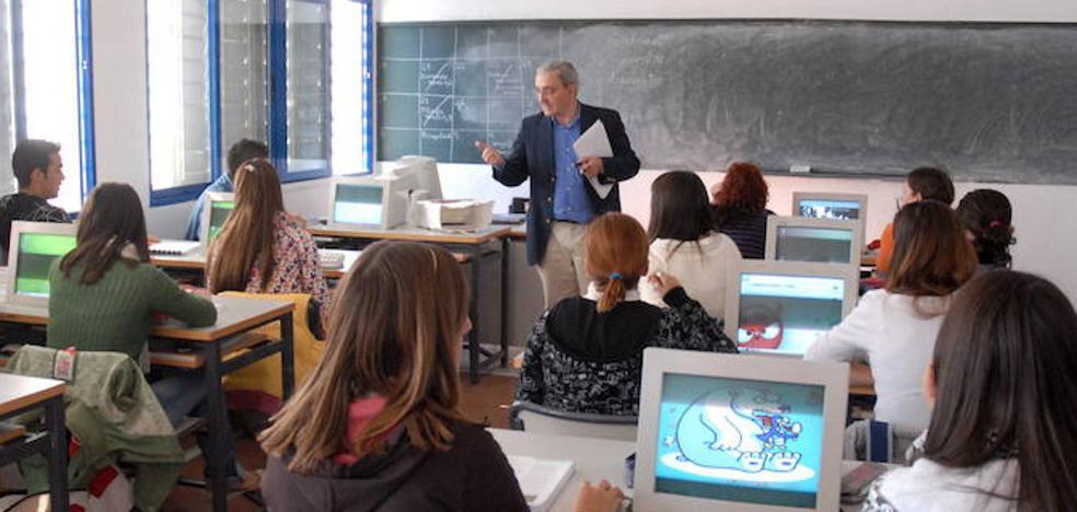 Seis mil docentes admitidos en las listas de cuerpos docentes no universitarios