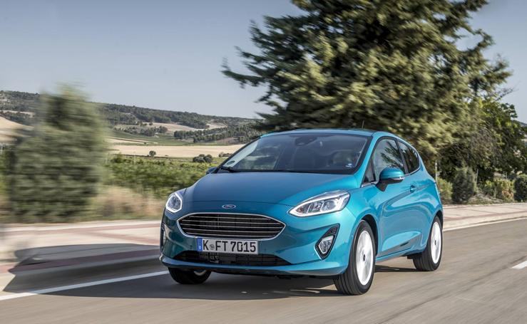 La nueva generación del Ford Fiesta en fotos