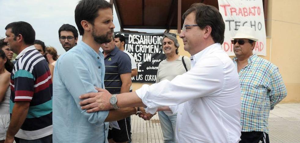 La Junta y Podemos iniciarán la negociación de los Presupuestos el próximo martes