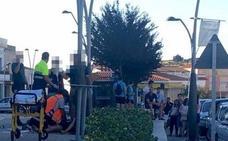 Muere un hombre tras ser apuñalado en plena calle en Monesterio