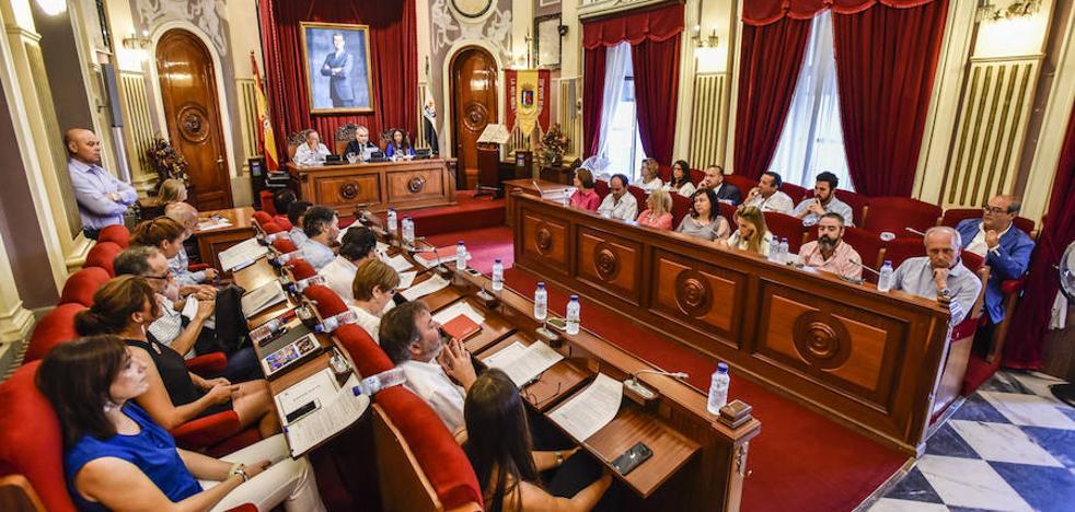 PP y Cs materializan su acuerdo con la aprobación de los presupuestos