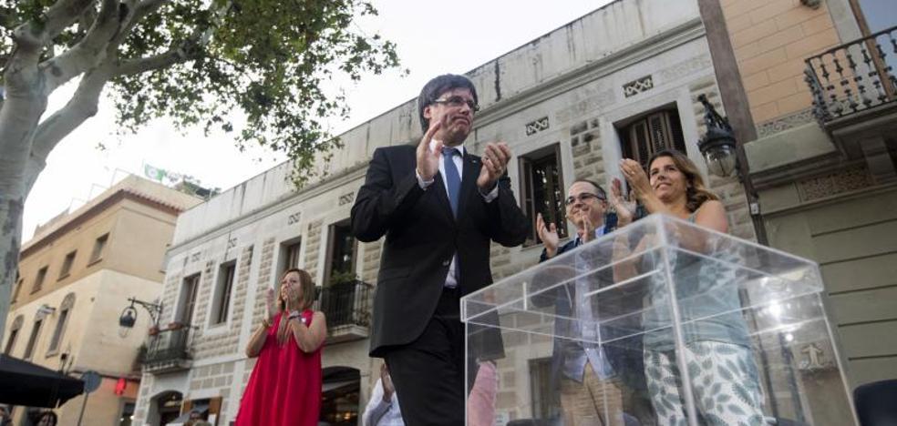 Puigdemont pide al Gobierno que devuelva los intereses del Fondo de Liquidación Autonómica