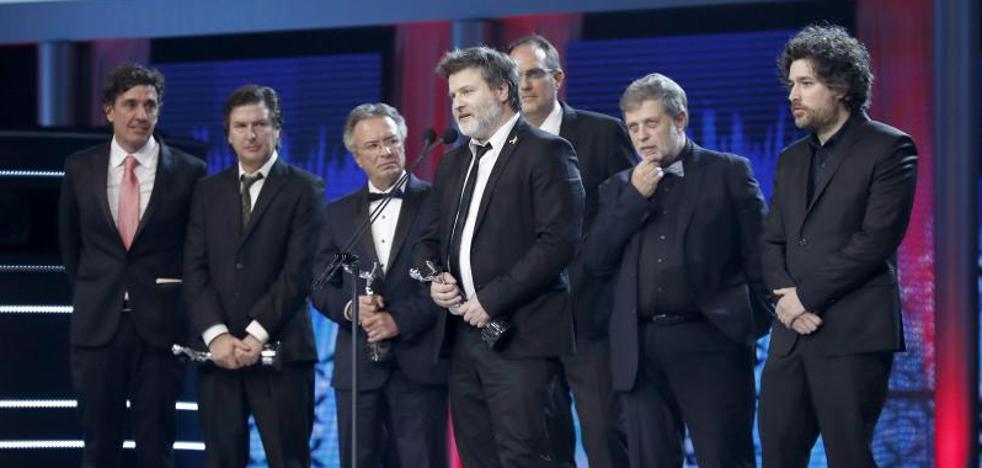 El cine argentino triunfa en los Platino con 'El ciudadano ilustre'