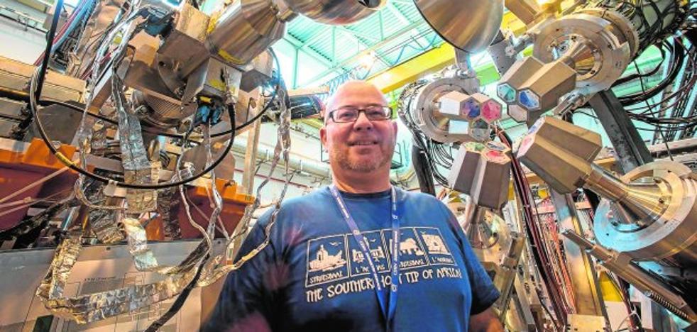 El científico granadino que metió a África en el CERN