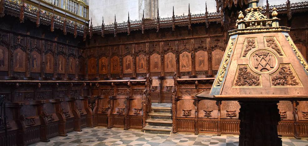 40 años de restauración en la Catedral de Plasencia