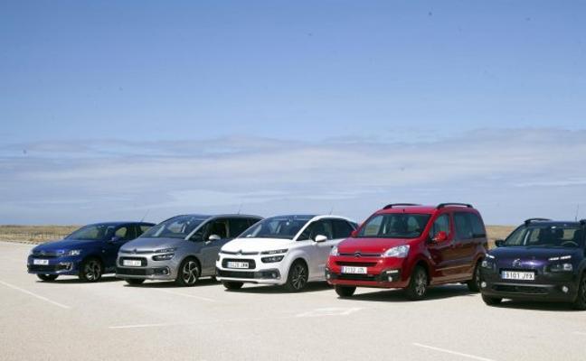 Seis modelos de Citroën llevan la etiqueta 'Made in Spain'
