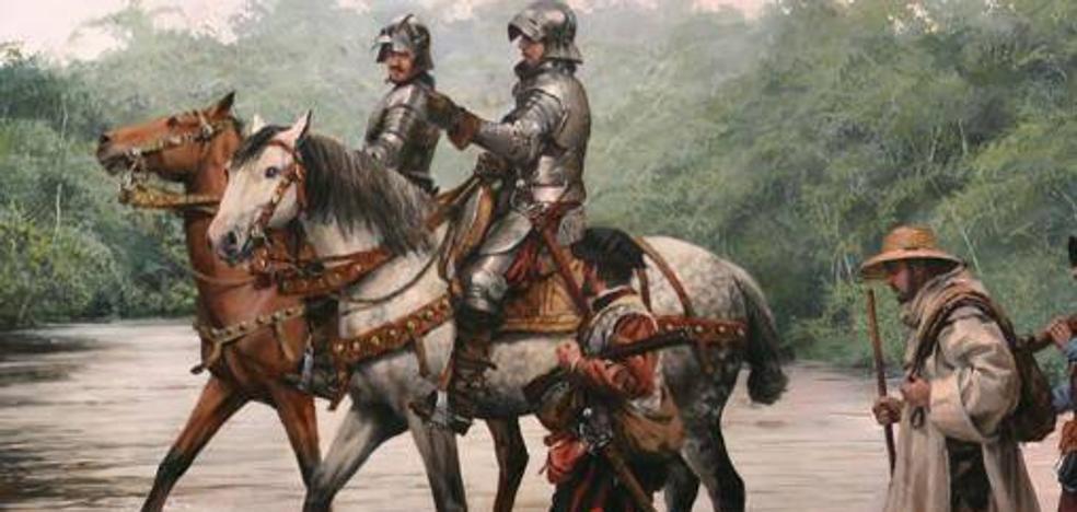 La humillación de Hernán Cortés en Colhuacatonco