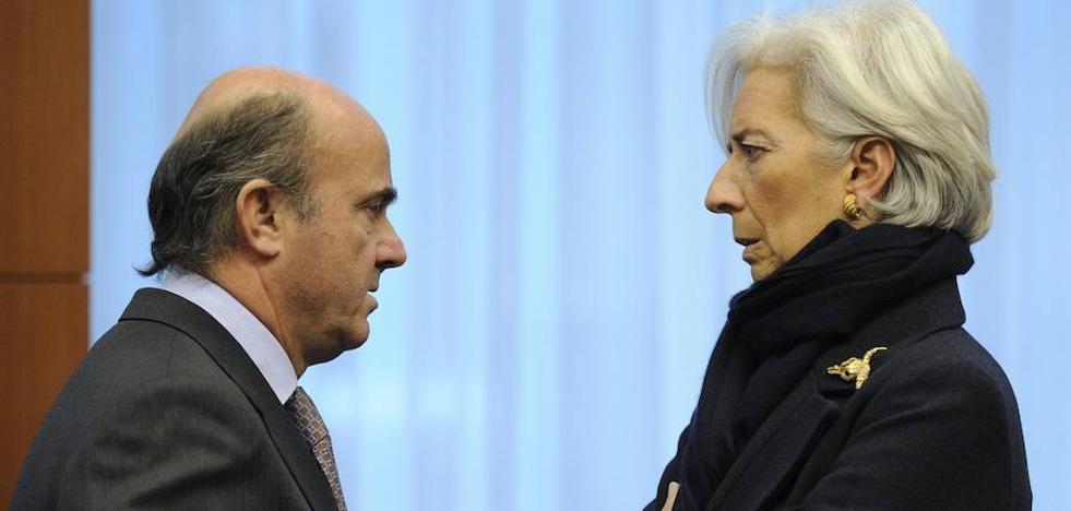 El FMI mejora la previsión de crecimiento de España