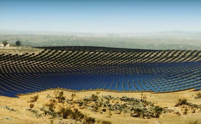 El BOE publica la autorización de la planta fotovoltaica de Talaván