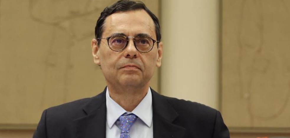 El Banco de España admite que su actuación fue «insuficiente» para hacer frente a la crisis