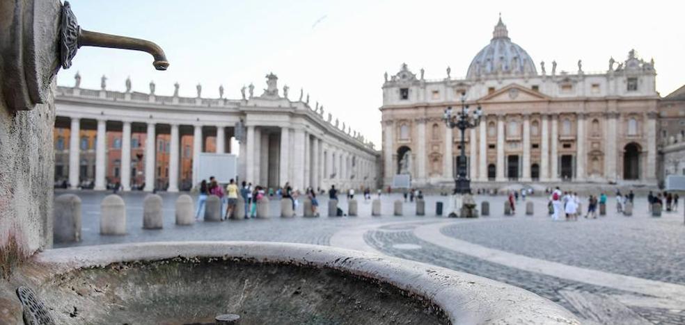 Sequía en Italia, Roma al borde del racionamiento