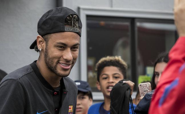 El entorno de Neymar exige garantías del PSG sobre el 'fair play' financiero