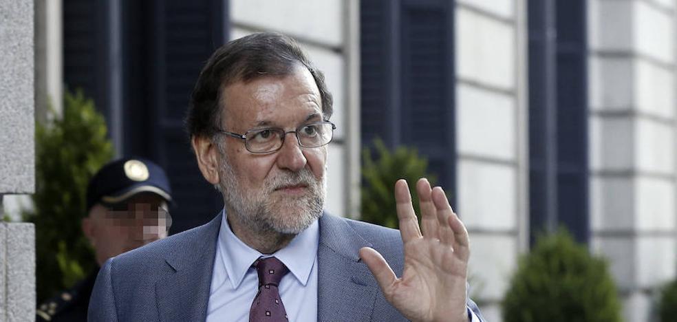 La entrada de Rajoy en la Audiencia Nacional por el 'caso Gürtel', pendiente de la seguridad