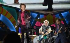 Keith Richards anuncia un nuevo trabajo de los Stones «muy, muy pronto»