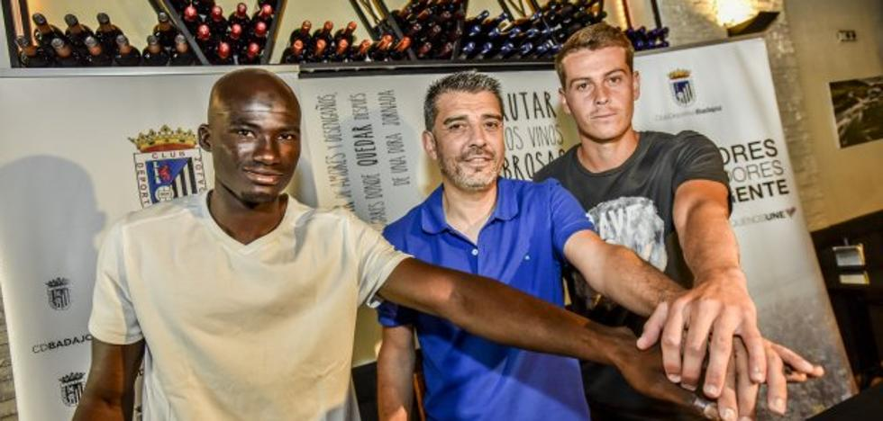 «El Badajoz es un club histórico y cuando te llama se valora mucho»