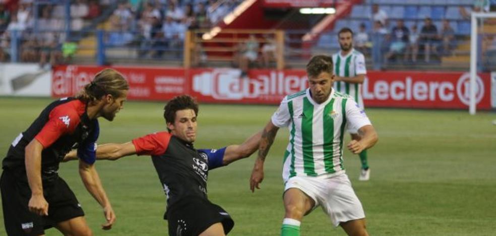 El Extremadura planta cara al Betis