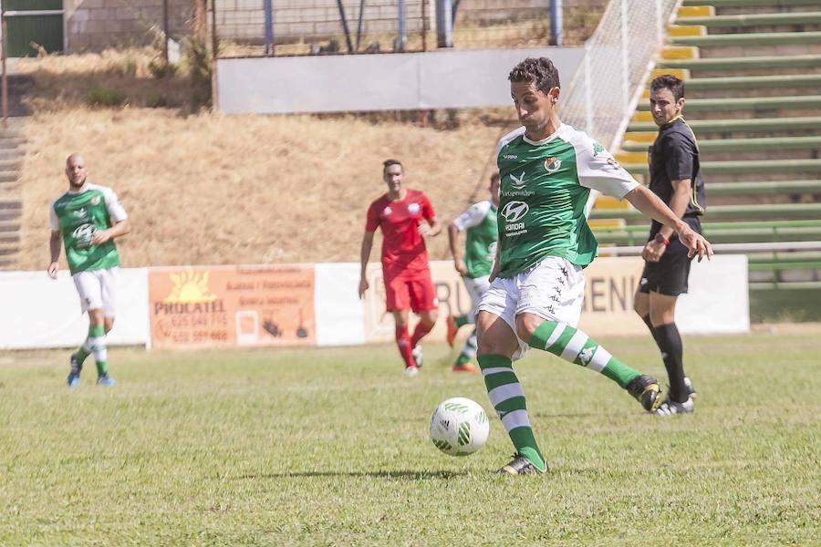 Murcia y Lorca Deportiva, rivales de Cacereño y Villanovense en la primera ronda de la Copa