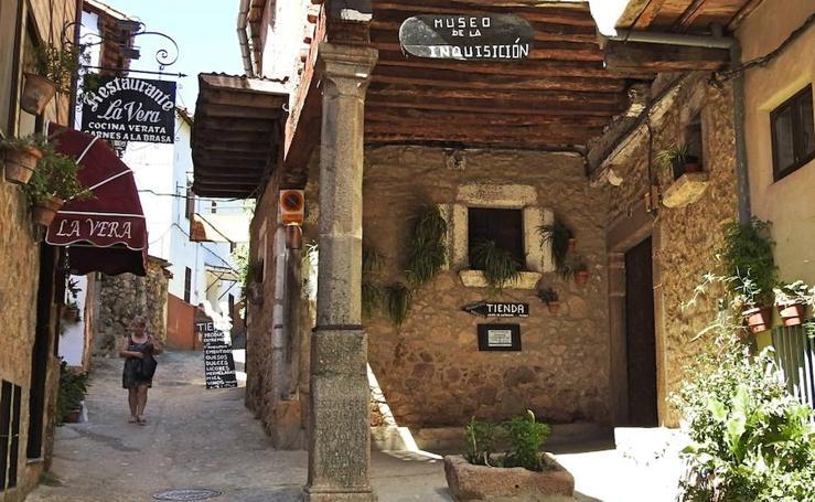 Rincones de la comarca de La Vera