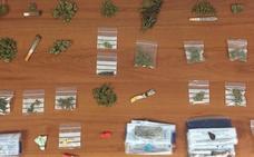 Las fiestas de Aldeanueva de la Vera se saldan con más de 50 actas por droga