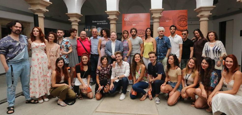 Gisela protagoniza 'La bella Helena' en el Festival de Mérida