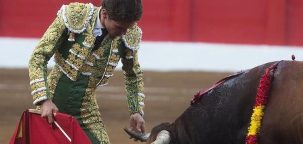 Ginés Marín, triunfador absoluto de la Feria de Santiago de Santander