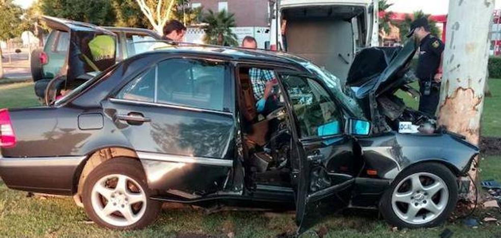 25 víctimas mortales en accidentes de tráfico hasta julio, siete menos que en 2016