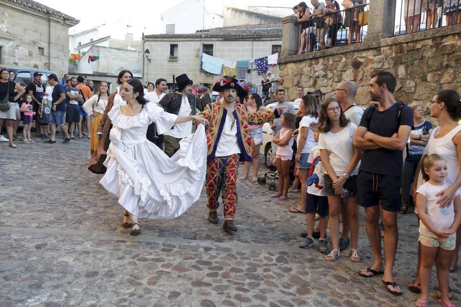 Jornada inaugural del Festival de Teatro de Alcántara