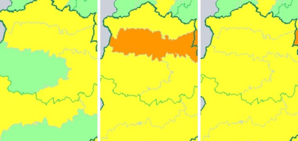 Extremadura estará en alerta por calor hasta el sábado