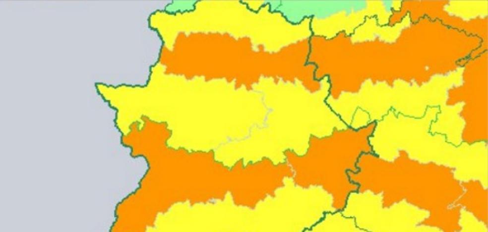 Badajoz registra 42,9 grados, la temperatura más alta de la región