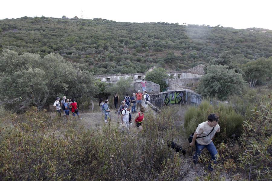 Ruta para reivindicar el valor medioambiental del entorno de Valdeflores