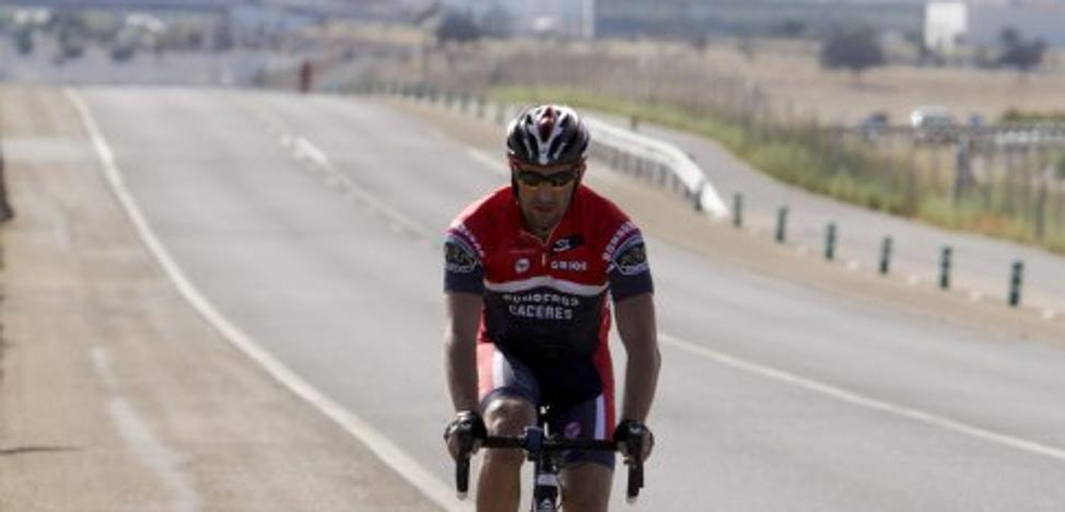 Los 153 kilómetros extremeños más seguros para los ciclistas