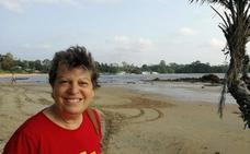 María Victoria López, la doctora enamorada de África