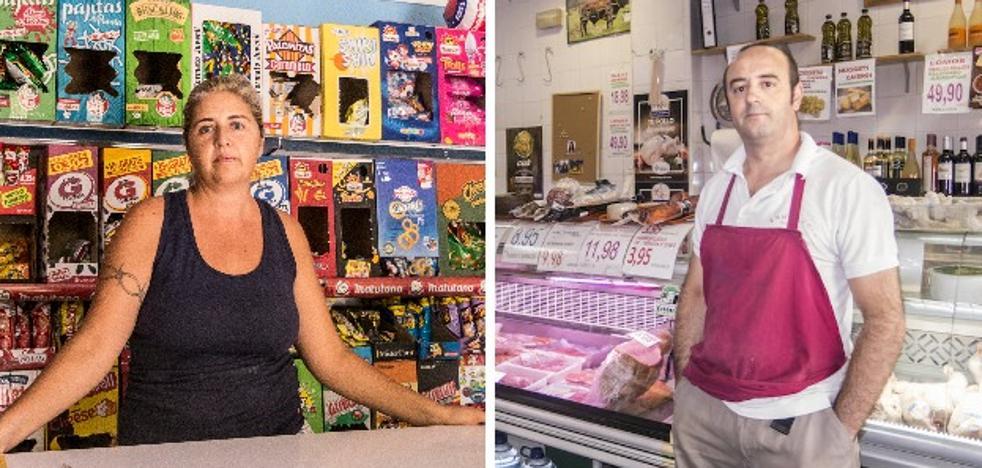 Los robos en tiendas de Ciudad Jardín alarman a los comerciantes del barrio