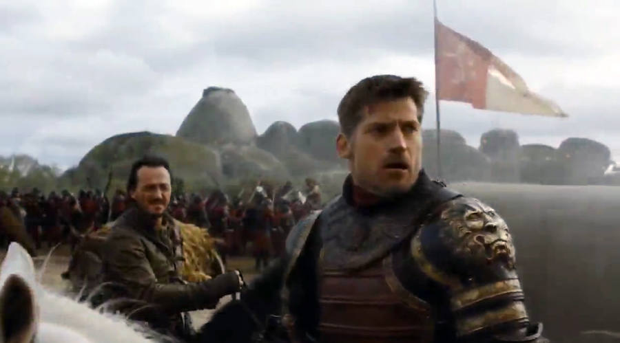 La gran batalla de los Barruecos en Juego de Tronos