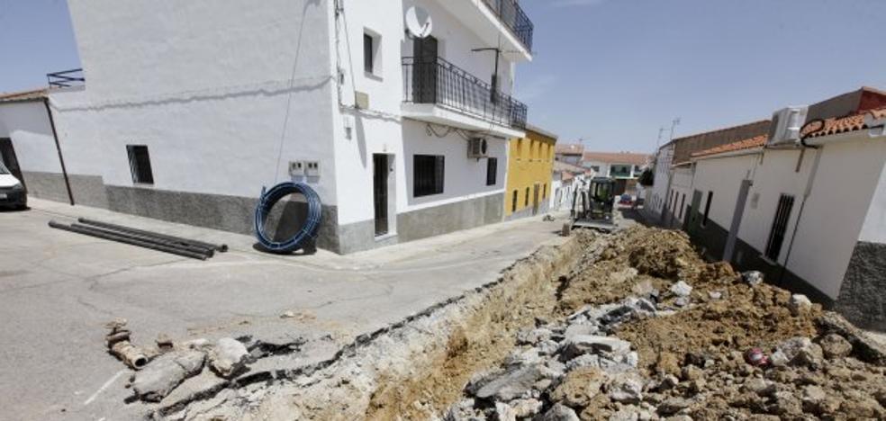 Sierra de Fuentes se queda sin agua más de 48 horas por varias averías