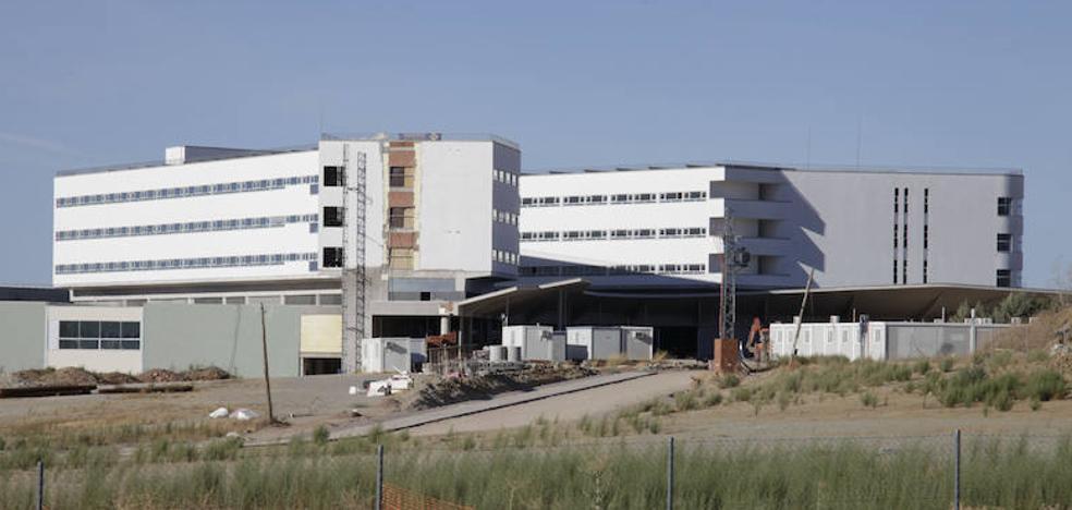 El hospital de Cáceres coge velocidad