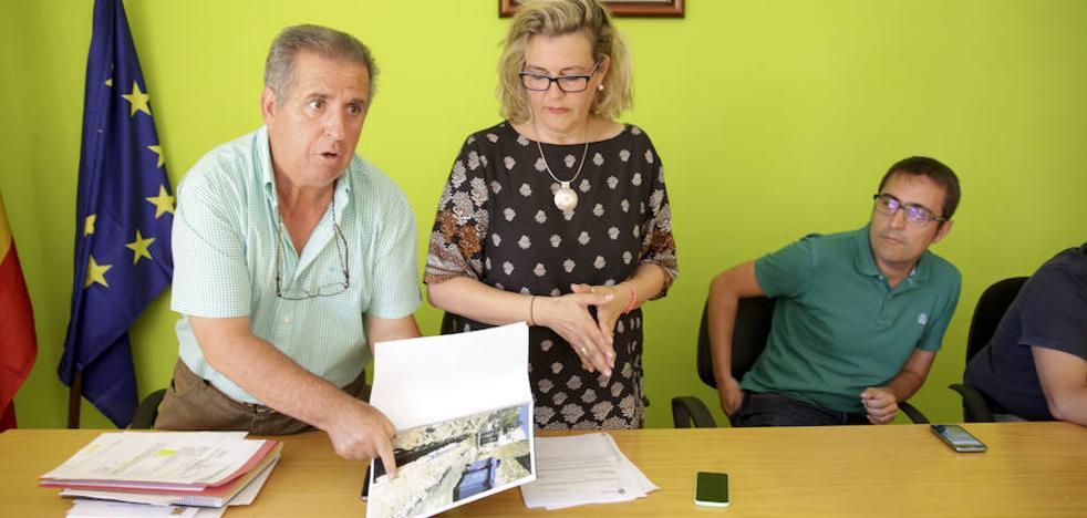Sierra de Fuentes da por resuelta la avería y los afectados quieren reclamar