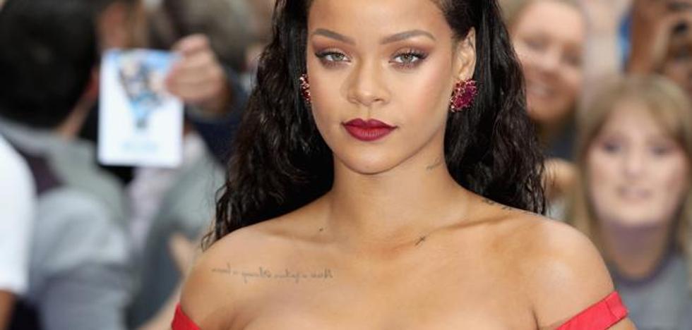 Rihanna se merienda a los ángeles de Victoria's Secret