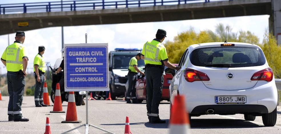 Tráfico realizará 4.000 controles de alcoholemia y drogas en Extremadura